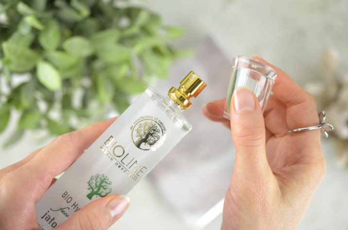 Organiczny hydrolat z jałowca