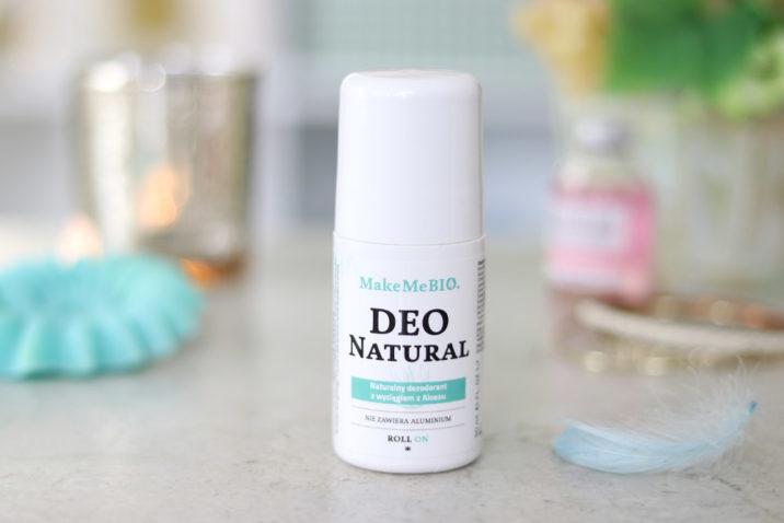 Naturalny dezodorant z aloesem