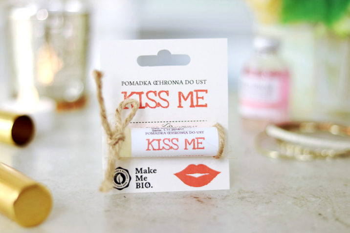 Balsam do ust Kiss Me