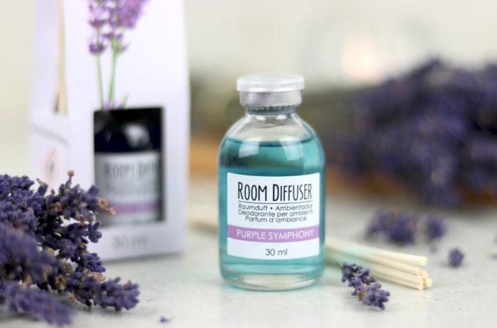 Dyfuzor zapachowy – perfumy do wnętrz - purple symphony