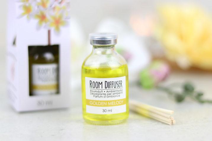 Dyfuzor zapachowy – perfumy do wnętrz – golden melody