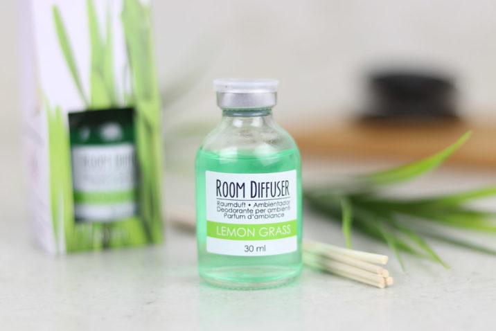Dyfuzor zapachowy - perfumy do wnętrz - lemongrass