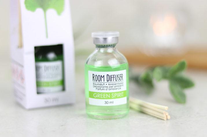 Dyfuzor zapachowy – perfumy do wnętrz – green spirit