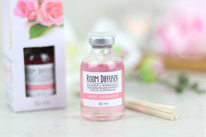 Dyfuzor zapachowy – perfumy do wnętrz - sweet harmony