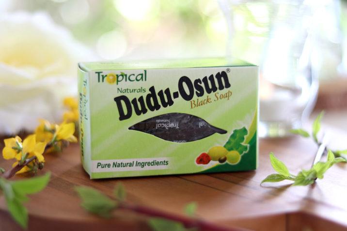 Dudu-Osun - czarne mydło afrykańskie