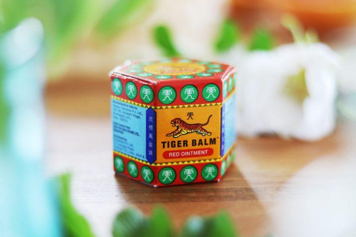 Red Tiger Balm - czerwona maść tygrysia