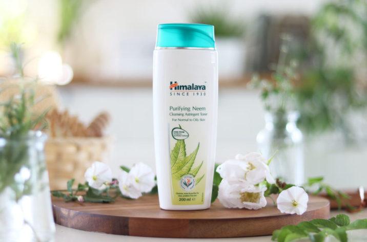 Tonik z neem i cytryną - do cery normalnej i tłustej