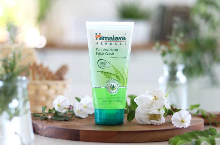 Himalaya Herbals, oczyszczający żel do mycia twarzy