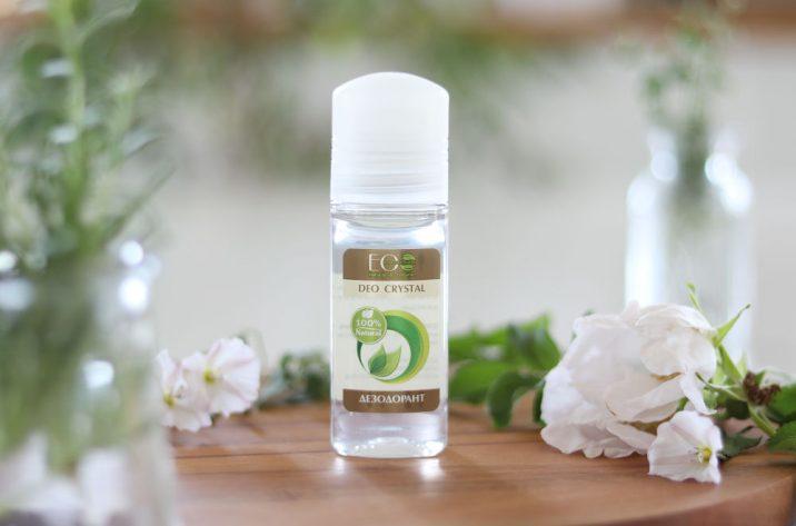 dezodorant - 100% naturalny - ałun glinowo - potasowy