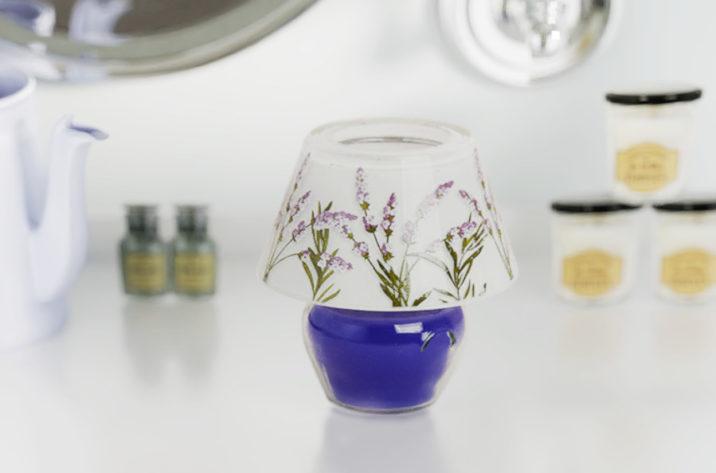 Lampka zapachowa - lawenda