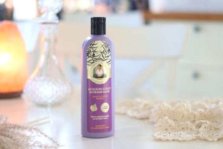Balsam jałowcowy przeciw wypadaniu włosów