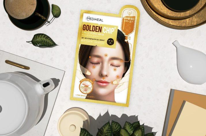 Maska rozjaśniająca przebarwienia z kolagenem, witaminami i kwasem hialuronowym