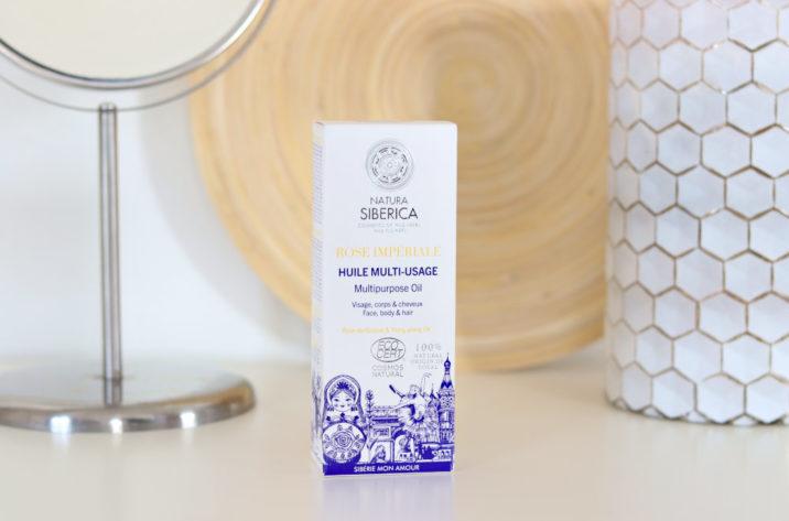 Naturalny, wielofunkcyjny olejek do twarzy, ciała i włosów