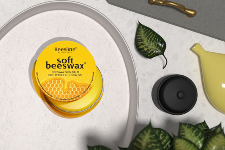 SOFT BEESWAX balsam do skóry z woskiem pszczelim