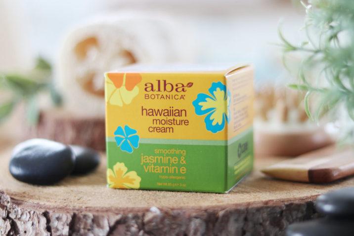 Hawajski krem z jaśminem i witaminą E - do skóry suchej
