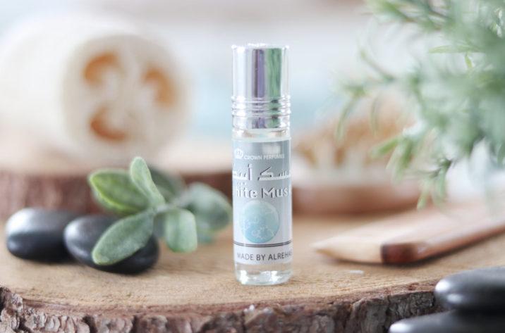 Orientalne perfumy w olejku White Musk