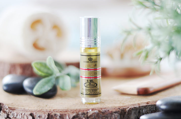 Orientalne perfumy w olejku Al Fares