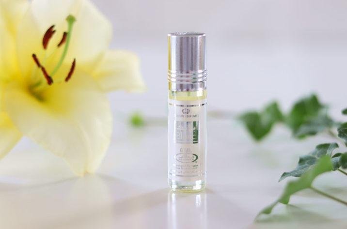Orientalne perfumy w olejku Blanc