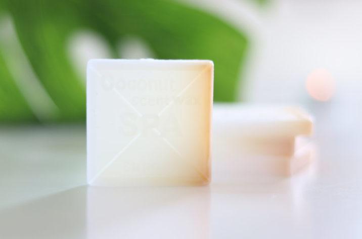 Wosk zapachowy Kokos – zestaw 4 szt.
