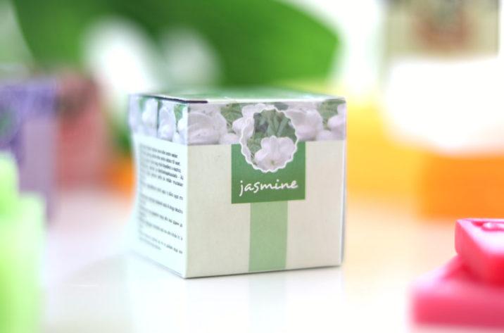 Woski zapachowe Jaśmin – zestaw 4 szt.