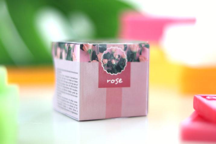 Woski zapachowe Róża – zestaw 4 szt.