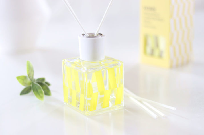 Dyfuzor zapachowy - Spirit - lemon grass (trwa cytrynowa)