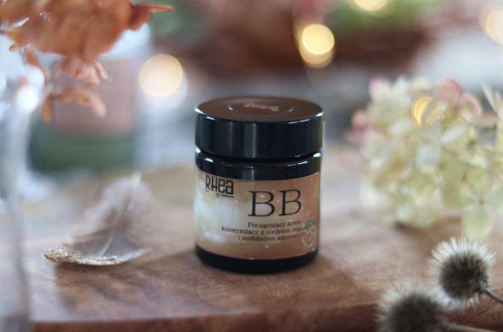 Naturalny krem BB z pigmentami mineralnymi