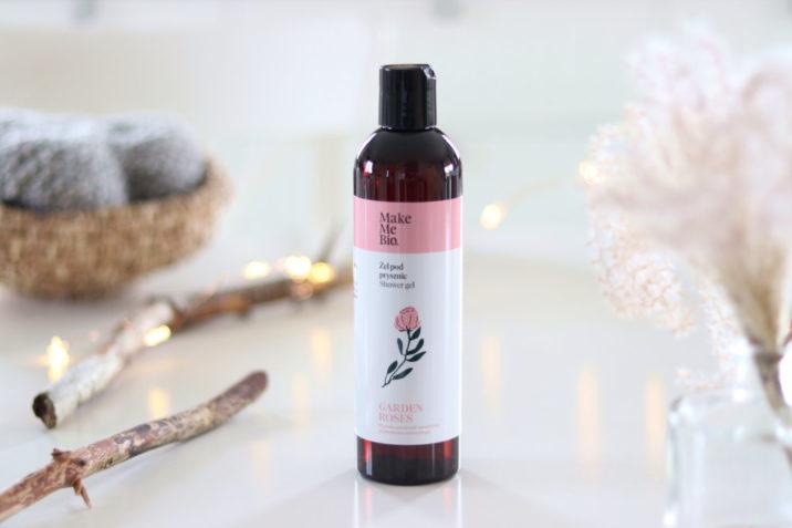 Żel pod prysznic Garden Roses - do skóry suchej i wrażliwej