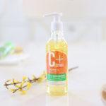 Żel do mycia twarzy z witaminą C i kwasami AHA