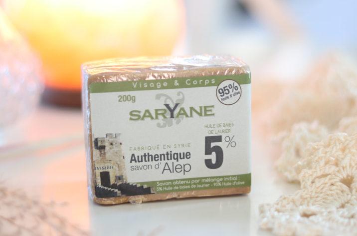 Mydło z Aleppo 35% olejku laurowego, 95% oliwy z oliwek