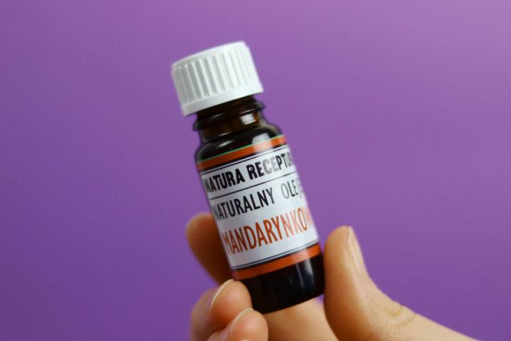 Naturalny olejek mandarynkowy