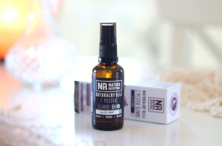 Naturalny olej z pestek śliwki bio