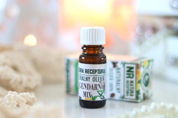 Naturalny olejek Legendarny mix - stop wirusom