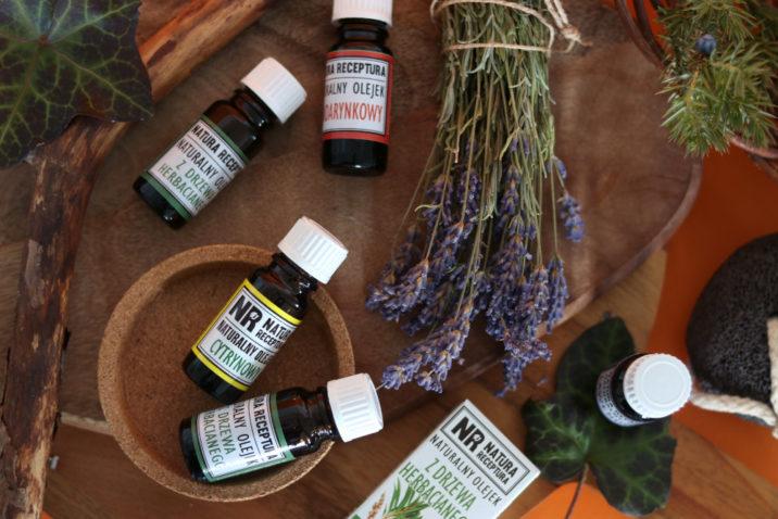 naturalne olejki eteryczne od Natura Receptura