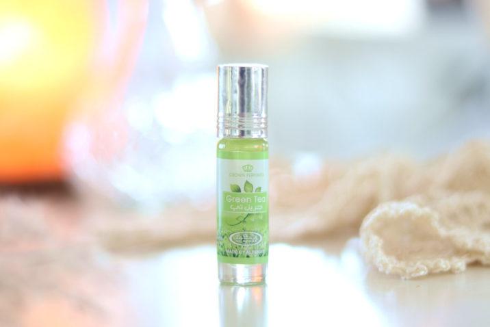 Orientalne perfumy w olejku Green Tea