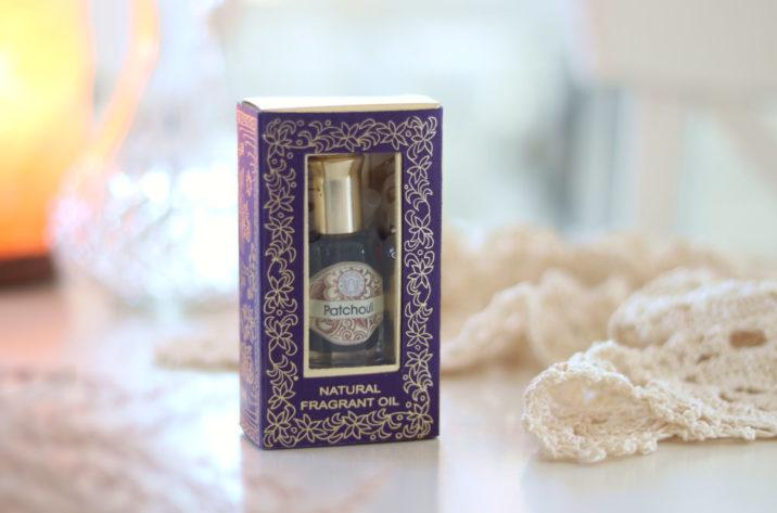 Orientalne perfumy w olejku Patchouli (paczula)