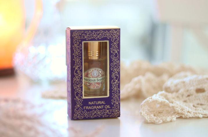 Orientalne perfumy w olejku Precious Sandal