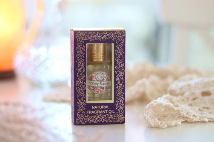 Orientalne perfumy w olejku Honey suckle (wiciokrzew)