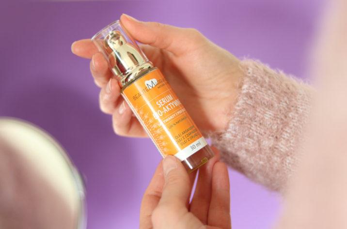 Regenerujące serum do twarzy i pod oczy z olejem z nasion opuncji figowej