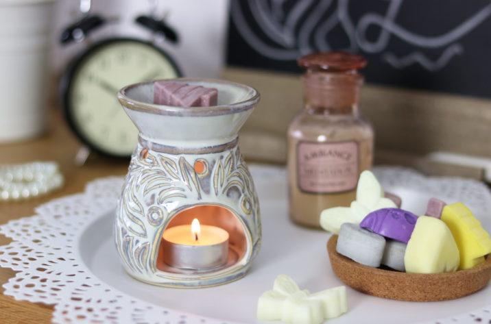 Kominek zapachowy do olejków i wosków - Wenecja