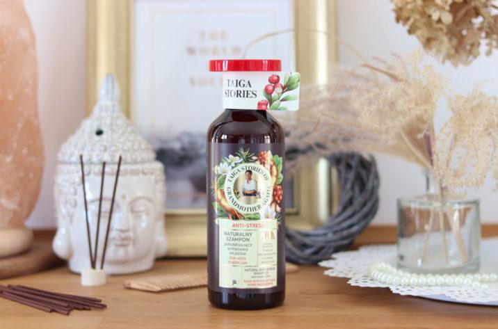 Naturalny szampon przeciw wypadaniu włosów z żeń-szeniem 500 ml