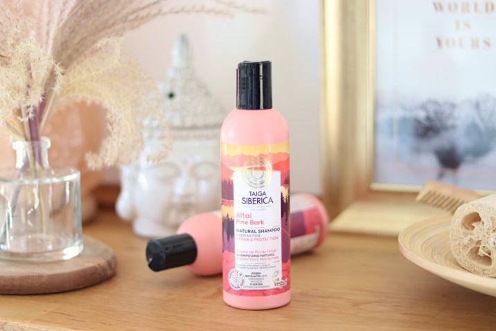 Naturalny szampon sosnowy – do włosów zniszczonych 270ml