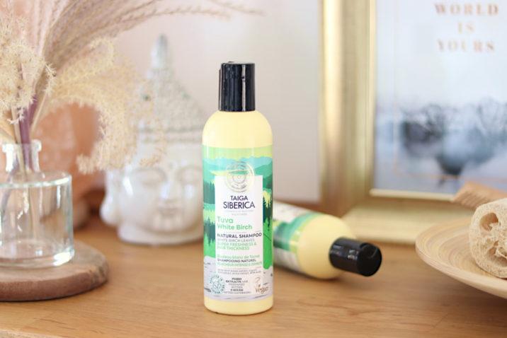 Naturalny szampon brzozowy - do włosów cienkich 270ml