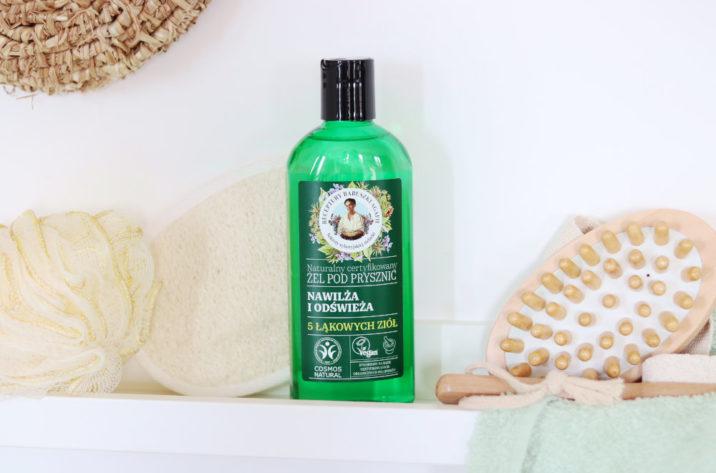 Naturalny, certyfikowany żel pod prysznic – nawilżający