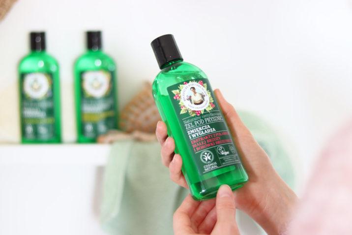 Naturalny, certyfikowany żel pod prysznic - antyoksydacyjny