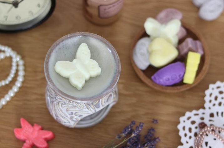 Sojowy wosk zapachowy – Białe Piżmo