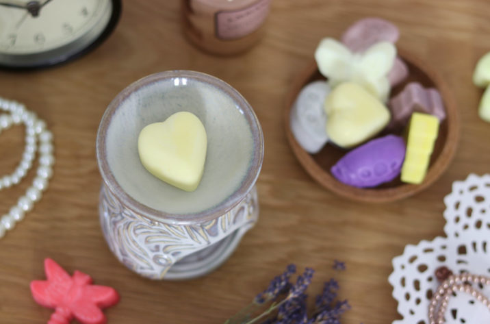Sojowy wosk zapachowy – brandy butter