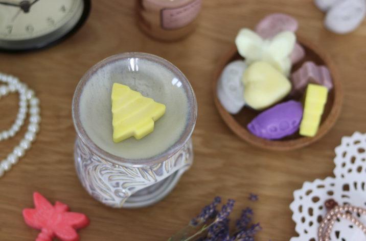 Sojowy wosk zapachowy – Cynamon z Pomarańczą