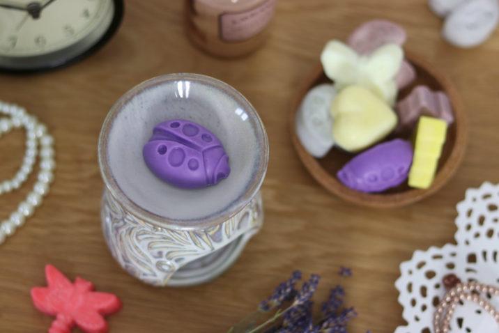 Sojowy wosk zapachowy – Jeżyna