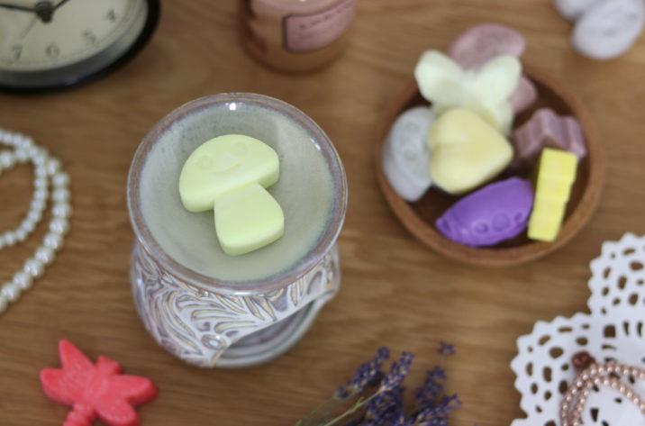 Sojowy wosk zapachowy – Wanilia i Gałka Muszkatołowa